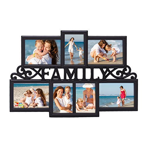 "Deco De Ville 7 Opening ""FAMILY"" Theme Plastic Decorative..."
