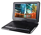 "Sylvania 15.6"" Swivel Screen Portable DVD Player with USB & SD Card Slot"