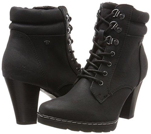 379990130 black Schwarz Bottines Femme Tailor Tom PwSY7Y