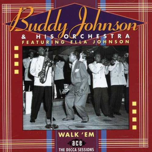 Buddy Walk - Walk 'em: Decca Sessions