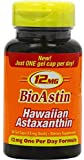 Nutrex Hawaii Bioastin Hawaiin Astaxanthin 12 mg 50 Caps (One Bottle)