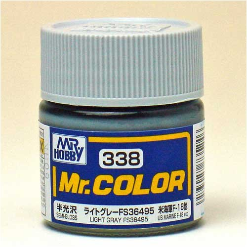 Mr.カラー C338 ライトグレーFS36495