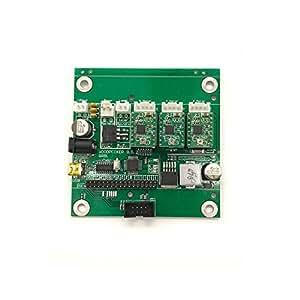 Nadalan Panel de control de la máquina de grabado Arduino GRBL cnc, control triaxial,