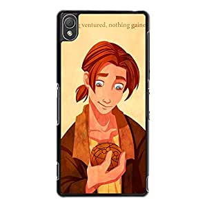 Handsome Jimmy Adventure Cartoon Film Treasure Planet Phone Case Cute Cover for Sony Xperia Z3 Customized Style