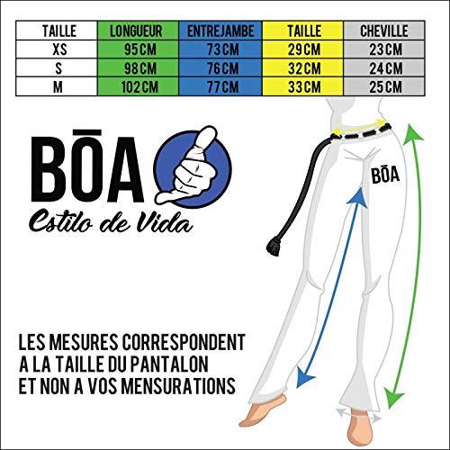 Bõa Pantalones Capoeira Mujer  Amazon.es  Deportes y aire libre 66db00e34850