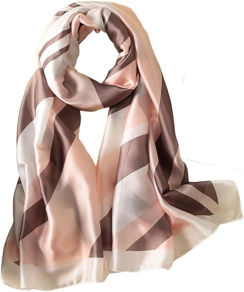 DOLREM Women's Scarf Silk...
