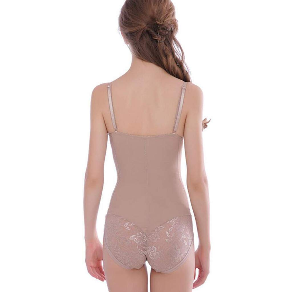 AmyDong Womens Full Body Shaper Waist Trainer Underbust Corset Cincher Belly Pants Shapewear Tummy Control Bodysuit