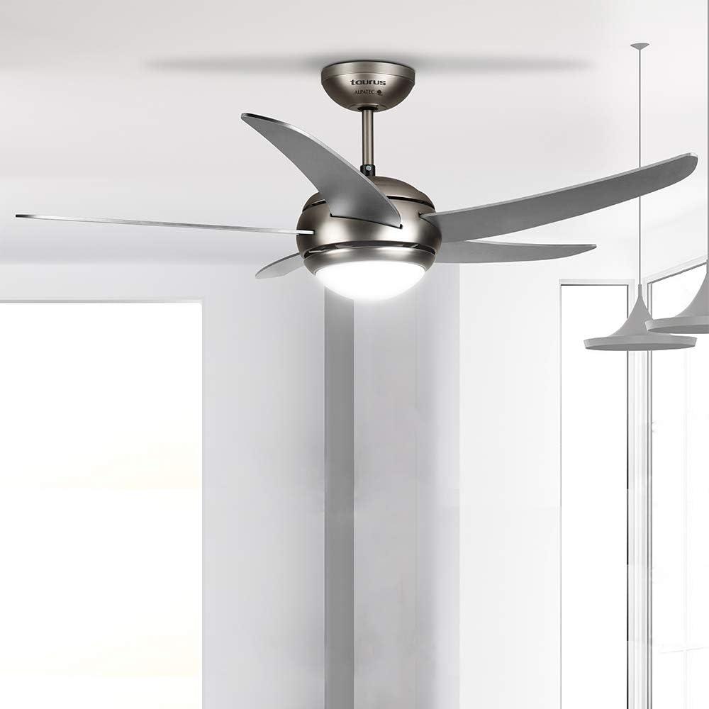 Taurus Fresko 5B Ventilador de Techo con luz y Mando a Distancia ...