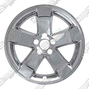 "2009, 2010, 2011, 2012 Dodge Challenger 18"" Chrome Wheel Skins / Hubcaps (Set of 4)"