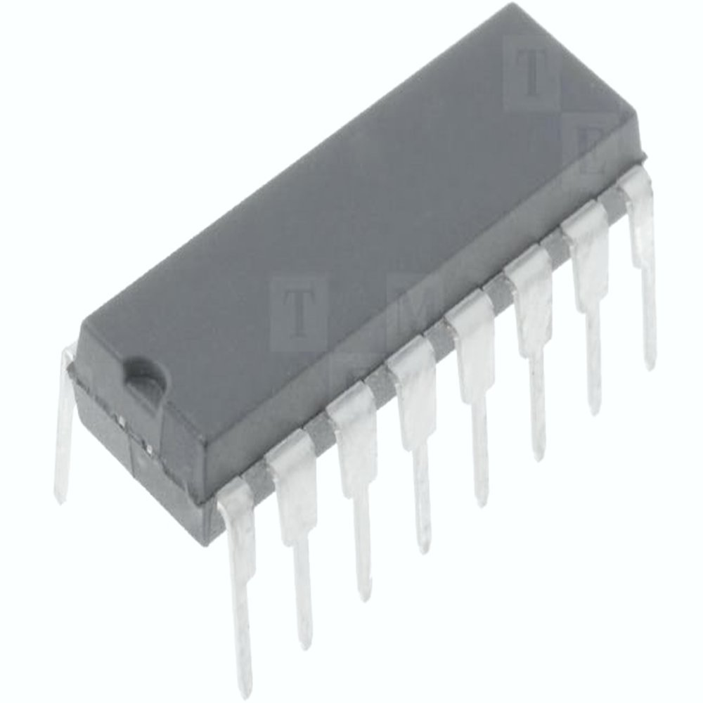 (10PCS) SN74HC165N IC 8-BIT SHIFT REGISTER 16-DIP HC165 74HC165