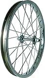 Wheel Steel 18'' Front Silver 5/16'' Axle