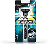 Gillette Mach3 Men's Razor, Mens Razors/Blades