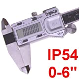 """AccuRemote ABSOLUTE ORIGIN 0-6"""" Digital Electronic Caliper - IP54 Protection / Extreme Accuracy"""