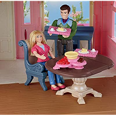 Fisher-Price Loving Family Dining Room: Toys & Games