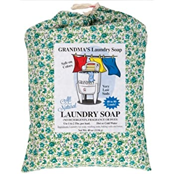 Amazon Com Grandma S Laundry Soap 40 Oz Washes Clothing