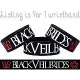 Black Veil Brides Wristband Bracelet