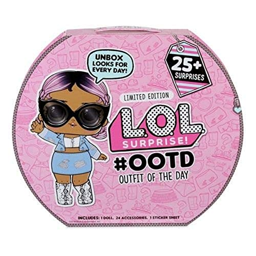L.O.L. Surprise!! #OOTD (Outfit of The Day) Only $29.99 ($69.99 at Walmart)