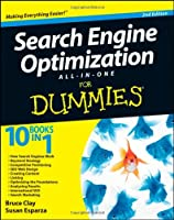 Search Engine Optimization All-in-One For Dummies, 2nd Edition Front Cover
