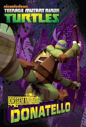 Amazon.com: ORIGEM MUTANTE: Donatello (versão brasileira ...