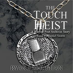 The Touch Heist Audiobook