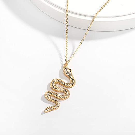 10pcs gold color 50x30mm metal snake wing cobra viper serpent pendant charm handmade jewelry making DIY finding earring necklace drop BM104