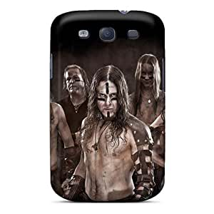 Scratch Protection Cell-phone Hard Covers For Samsung Galaxy S3 (auo8740CSRU) Support Personal Customs Trendy Avantasia Band Image
