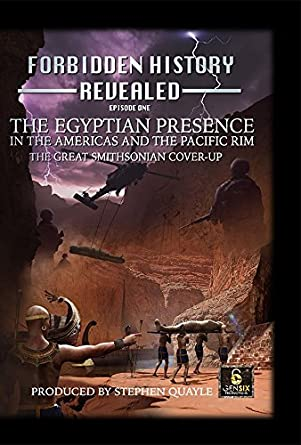 Amazon com: Forbidden History Revealed DVD Episode 1 The Great
