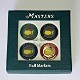 2019 Masters Ball Marker 4 pack Augusta National new