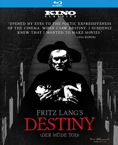 - Destiny (1921) [Blu-ray]