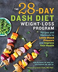 Achieve your weight loss goals with the comprehensive diet and exercise plan from The 28-Day DASH Diet Weight-Loss Program              The DASH diet offers a path to weight loss that is rooted in balanced eating, but it's not...