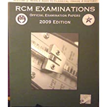 2009 RCM Exam Papers 09 History 2 Middle Ages to Classical (Gr 4 History)