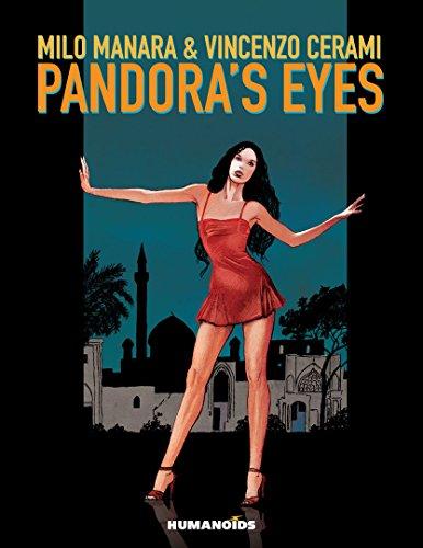Pandora's Eyes (Pandora's Eyes)