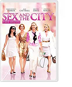 Sex and the City: The Movie (Single-Disc Widescreen Edition)