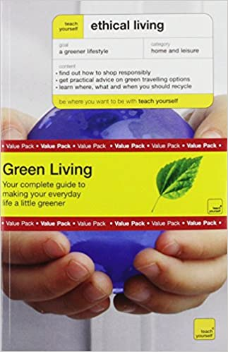 Pack Teach Yourself Green Living