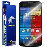 ArmorSuit MilitaryShield - Motorola Moto X Phone Screen Protector Shield Ultra Clear + Lifetime Replacements