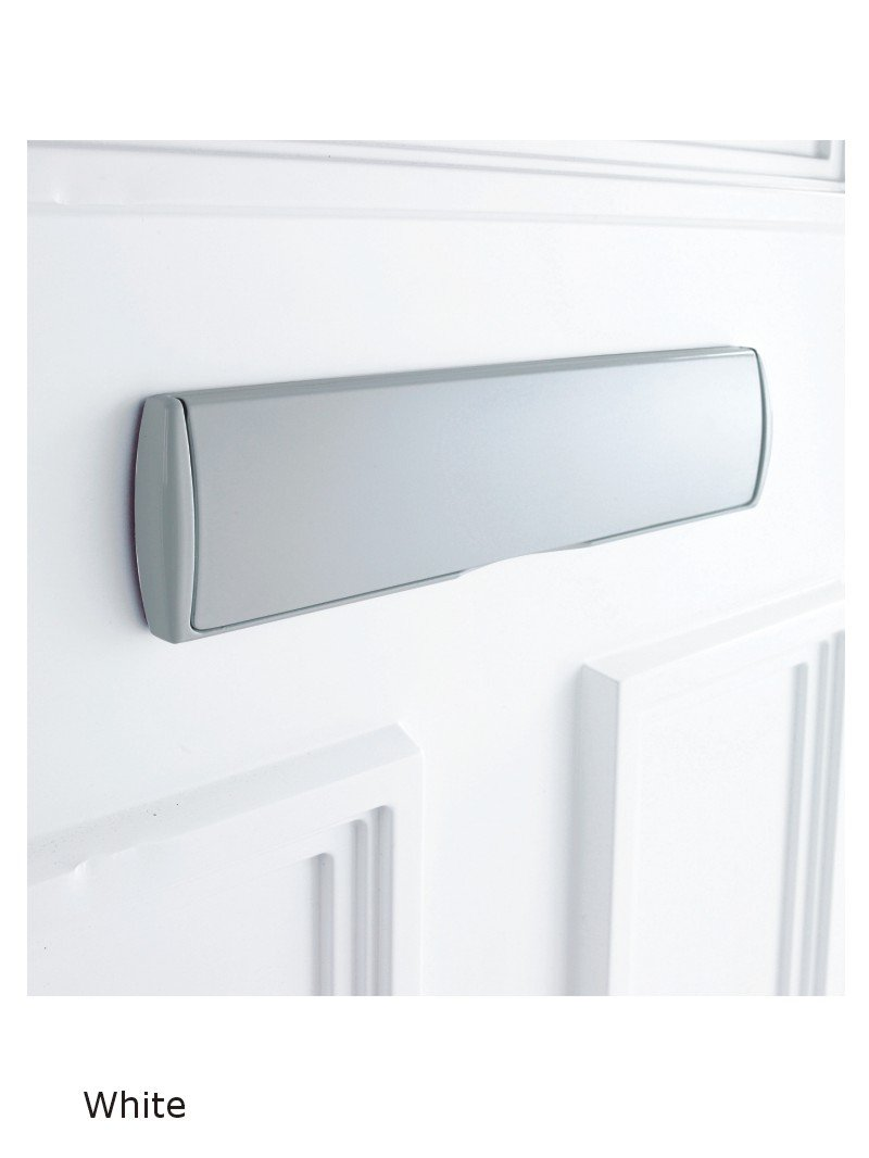 Mila 110924 40-80 mm Prostyle Letterbox Gold PVD
