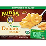 Annie's Homegrown Organic Deluxe Mac & Cheese