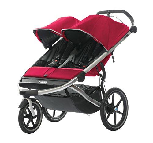 Twin Sport Double Stroller (Thule Urban Glide - Double Jogging Stroller)