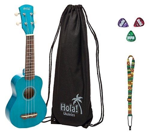 Hola Music HM 21BU Soprano Ukulele