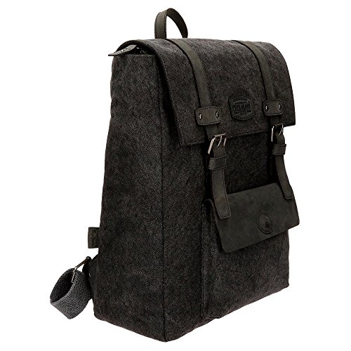 Movom School School Backpack Black Movom a1zrva