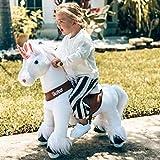 Pony Cycle Riding Unicorn Med Riding Horse