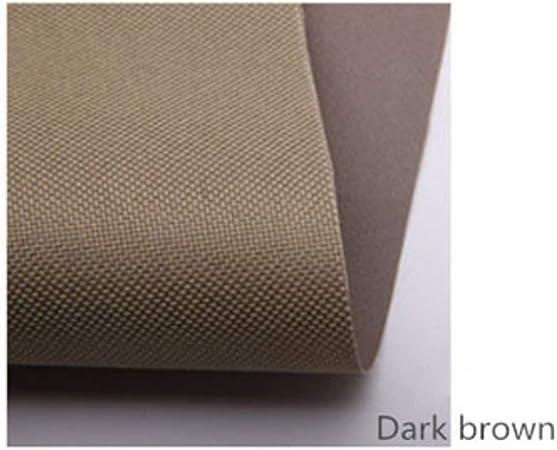 CATRP-lonas Funda Protectora Muebles Jardín Cubierta Mueble Oxford Tela Resistente Al Desgaste, 2 Colores, 22 Tamaño, Personalizable (Color : Brown, Size : 240x100cm): Amazon.es: Hogar