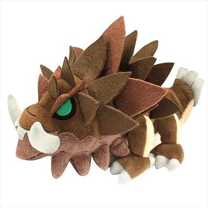 Capcom Monster Hunter Akamutorum/Akantor Stuffed Plush
