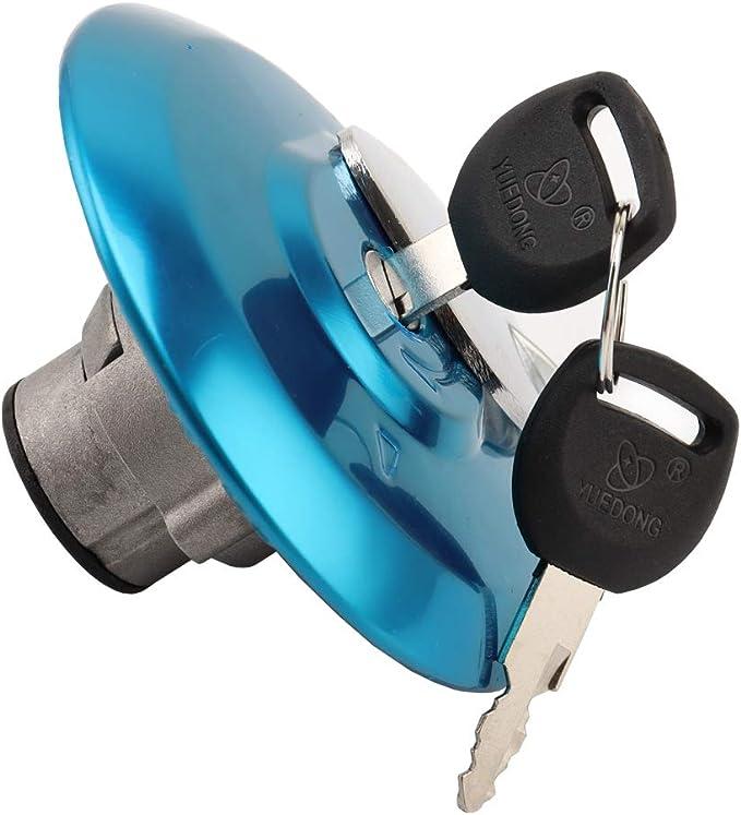 Fuel Gas Tank Cap Keys Set for Honda Night Hawk Silverwing Hondamatic Interceptor CB1000C CB 650 CM400 CM450 GL500 GL650 CB750