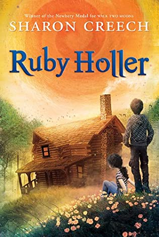 book cover of Ruby Holler