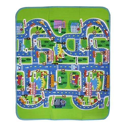 City Road Carpets for Children Play Mat Baby Carpet Educational Toys Waterproof Rugs Developing Puzzle Mats