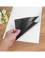 Papel magnético A4 - imán de papel fotográfico imprimible para impresión de inyección de tinta magnética flexible 5pcs a4