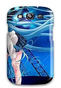 Series Skin Case Cover For Galaxy S3(school Uniformsribbons Denpa Onna To Seishun Otoko Touwa Erio Aqua Planetarium)