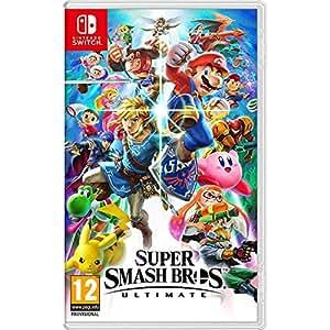 SUPER SMASH BROS. ULTIMATE Nintendo Switch by Nintendo