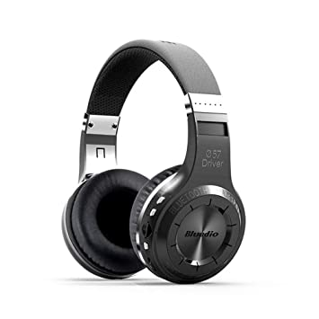 Amazon.com: Bluedio H Plus - Auriculares Bluetooth estéreo ...